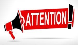 ATTENTION-300x174 Elus du CSE : comment exercer son mandat à distance ?